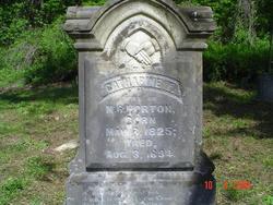Catherine Francis <i>Garrard</i> Horton