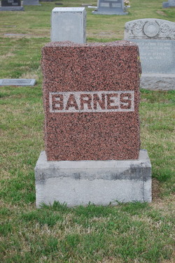 Cassius McDonald Barnes