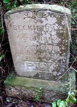 Rebecca <i>Bowen</i> Ray