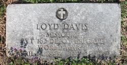 Loyd Davis