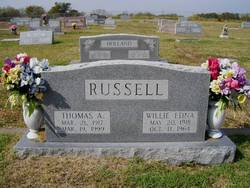 Thomas Alicen Russell