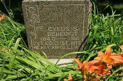 Cyrus S. Benedict