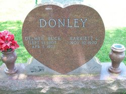 Delmar (Buck) Donley