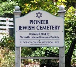 Jewish Pioneer Cemetery