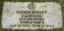 Homer Bosley