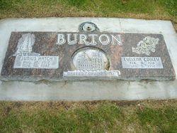 Evelena <i>Cooley</i> Burton