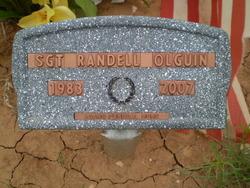 Sgt Randell Olguin