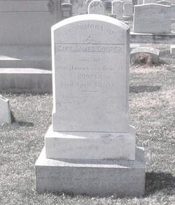 Capt James Cooper