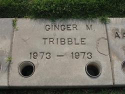Ginger Marie Tribble