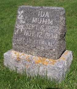Ida <i>Schavandie</i> Muhm
