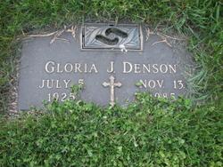 Gloria <i>Herde</i> Denson