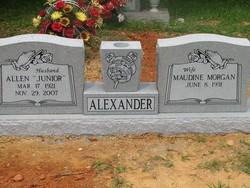 Allen Parker Junior Alexander, Jr