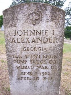 Johnnie L. Alexander