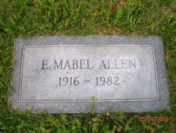 E. Mabel Allen