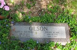 Dean Alan Olson