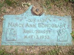 Nancy Ann Bondurant