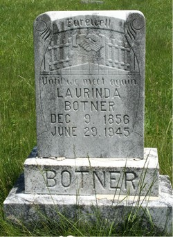 Laurinda <i>Warren</i> Botner