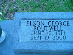Elson George Boutwell