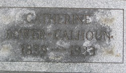 Catherine Bower-Calhoun