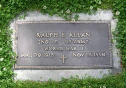 Ralph E. Allan