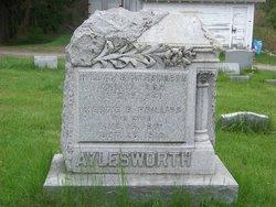 Mertie B. <i>Phillips</i> Aylesworth