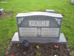 John Alvin Price