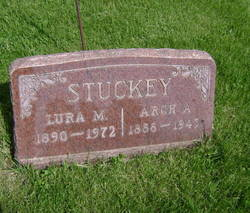 Arch A Stuckey
