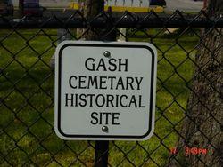 Gash Cemetery