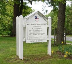 Christ Episcopal Church Cemetery