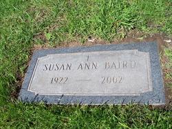 Susan Ann <i>Way</i> Baird