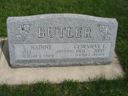 Genevieve Evangeline Butler