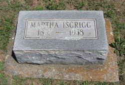 Martha Isgrigg