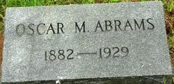 Oscar M Abrams