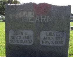 John Lisha Hearn