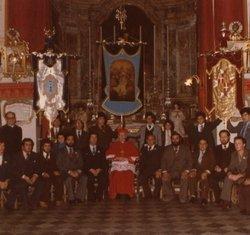 Cardinal Mario Luigi Ciappi