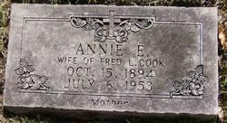 Annie E Cook