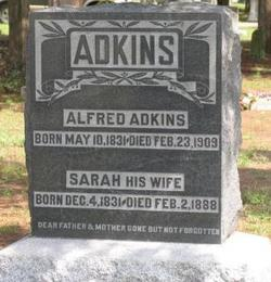Alfred H. Adkins