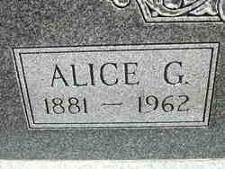 Alice Gertie Clinkingbeard