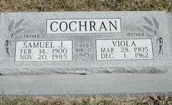 Viola <i>Hudson</i> Cochran