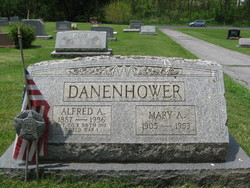 Pvt Alfred A Danenhower