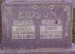 Cynthia Ann <i>Patton</i> Eidson