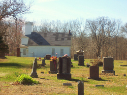 Knight's Prairie Cemetery