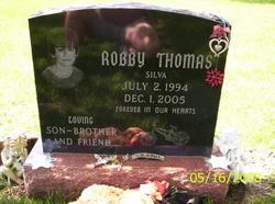 Roberto Thomas Bobby Silva, III