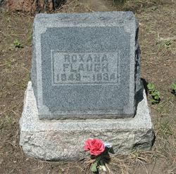 Roxana <i>Woodard</i> Flaugh