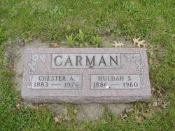 Hulda S. <i>Dahlgren</i> Carman