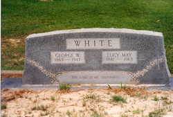 Lucy May <i>Leatherwood</i> White