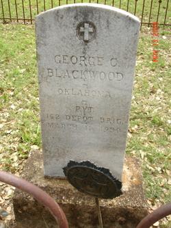 George Calvent Blackwood