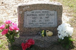 Marshall Dayle Atchley