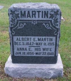 Albert E. Martin