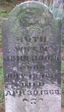 Ruth <i>Karn</i> Boone